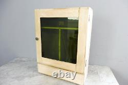 Antique Wall Cabinet Cupboard Hanging Cabinet Shabby Chic