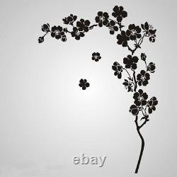 Cherry Tree BIG SIZES Reusable Stencil Wall Decor Shabby Chic Romantic / F18