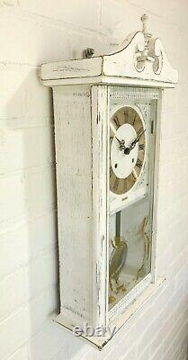 RESTORED Vintage 31 Day Wall Clock #1125