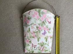 Shabby Chic Tin Letter / Notes / Cuttings Wall Mounted Holder